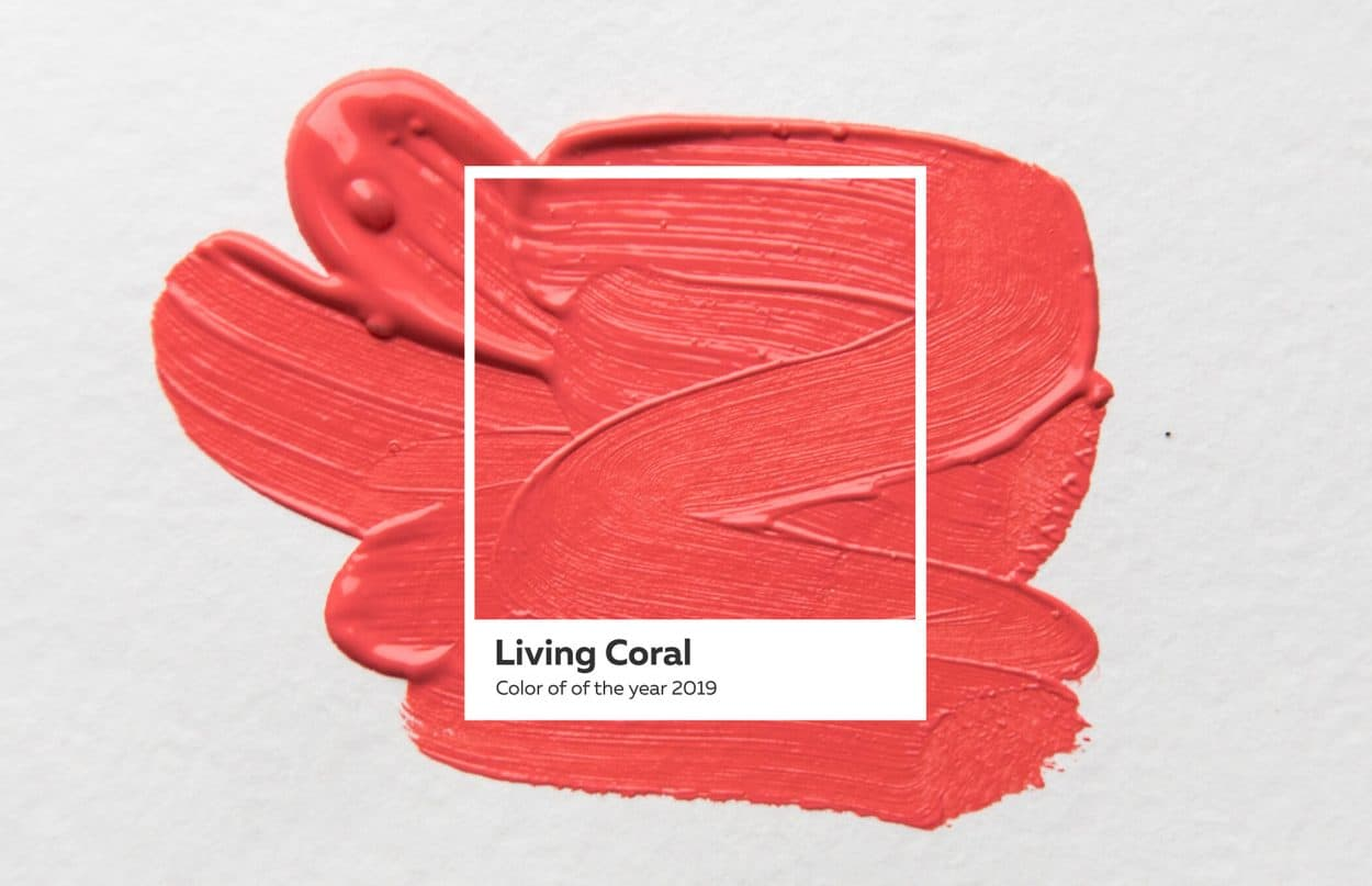 living coral moda e e-commerce